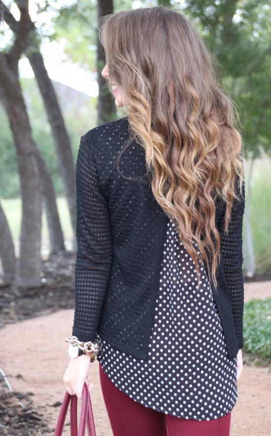 Sunshine & Stilettos Blog: Polka Dots and a $500 SHOPBOP Giveaway...