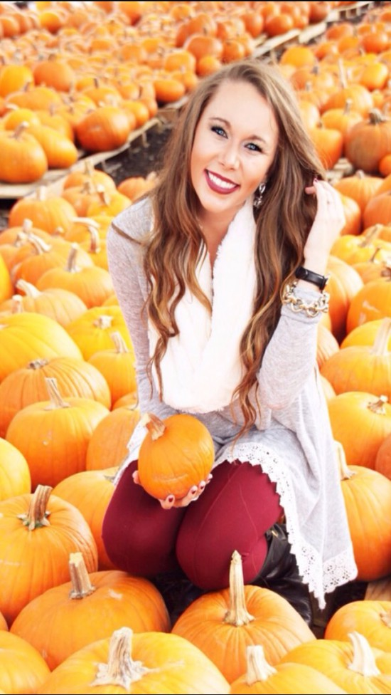 Sunshine & Stilettos Blog: Pumpkin Pickin' at the Pumpkin Patch...