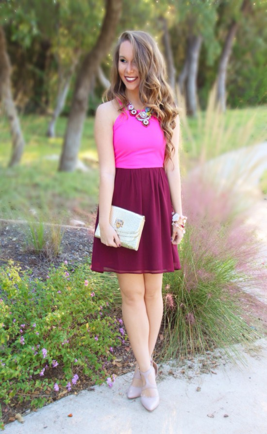 Sunshine & Stilettos Blog: Pretty in Plum...