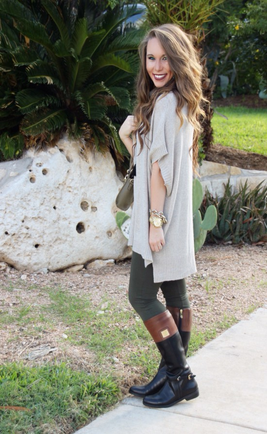 Sunshine & Stilettos Blog: Poncho Fever...