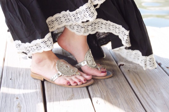 Sunshine & Stilettos Blog: Coastal Bliss