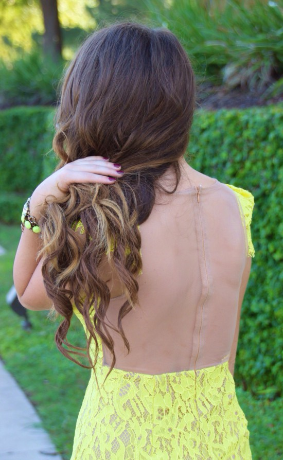 Sunshine & Stilettos: Nude Illusions