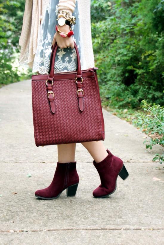 Sunshine & Stilettos Blog: Fall Layers...
