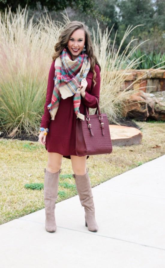 Sunshine & Stilettos Blog: Blanket Scarves...