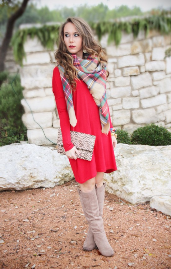 Sunshine & Stilettos Blog: Red Hot Plaid...