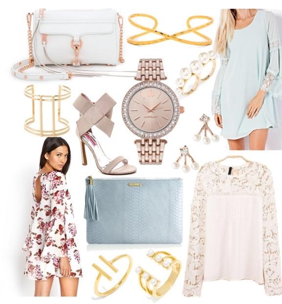 Sunshine & Stilettos Blog: Sweet Delicates...