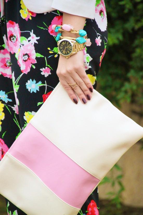 Sunshine & Stilettos Blog: Floral Printed Pants...