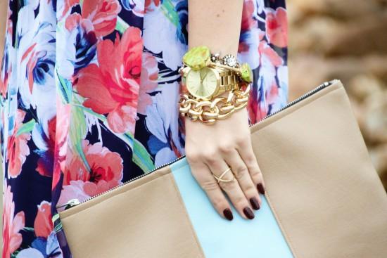 Sunshine & Stilettos Blog: Floral Maxi...