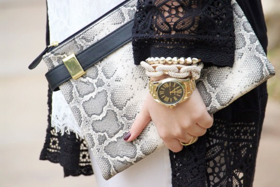 Sunshine & Stilettos Blog: Black and White...
