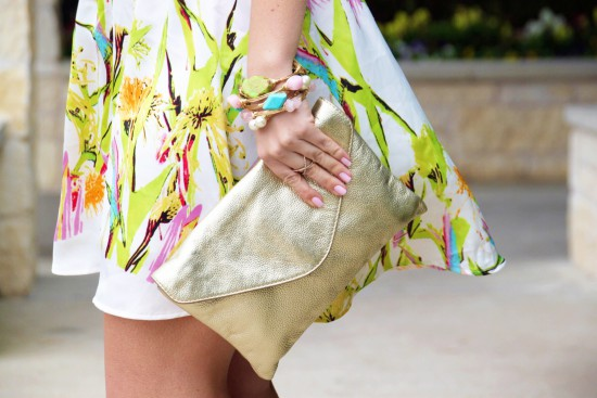 Sunshine & Stilettos Blog: Strapped in Spring...
